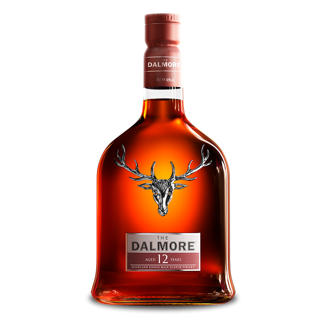 Dalmore 12 ans Whisky 40 %