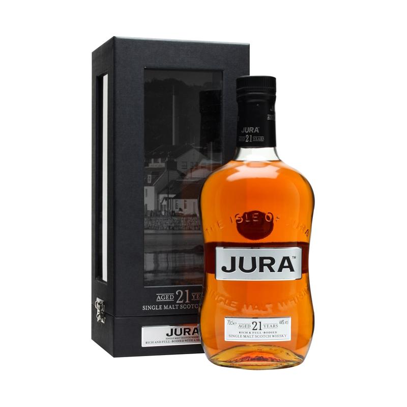 Jura 21 ans Whisky 44 %
