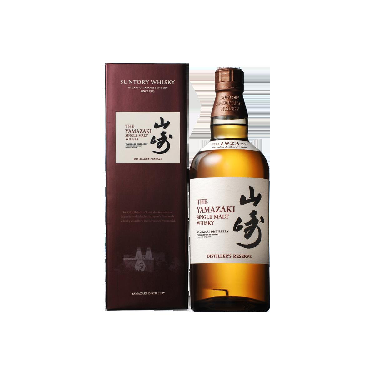 Yamazaki Distiller's Reserve Whisky 43%
