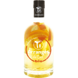 Les Rhums de Ced Ti arrangés Orange Citron Bio Rhum 21 %