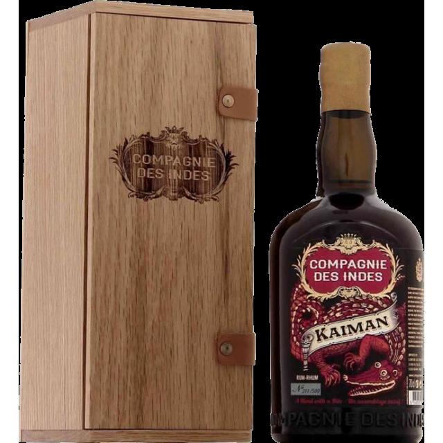 Compagnie des Indes Kaiman Multi Distilleries Rhum 46%