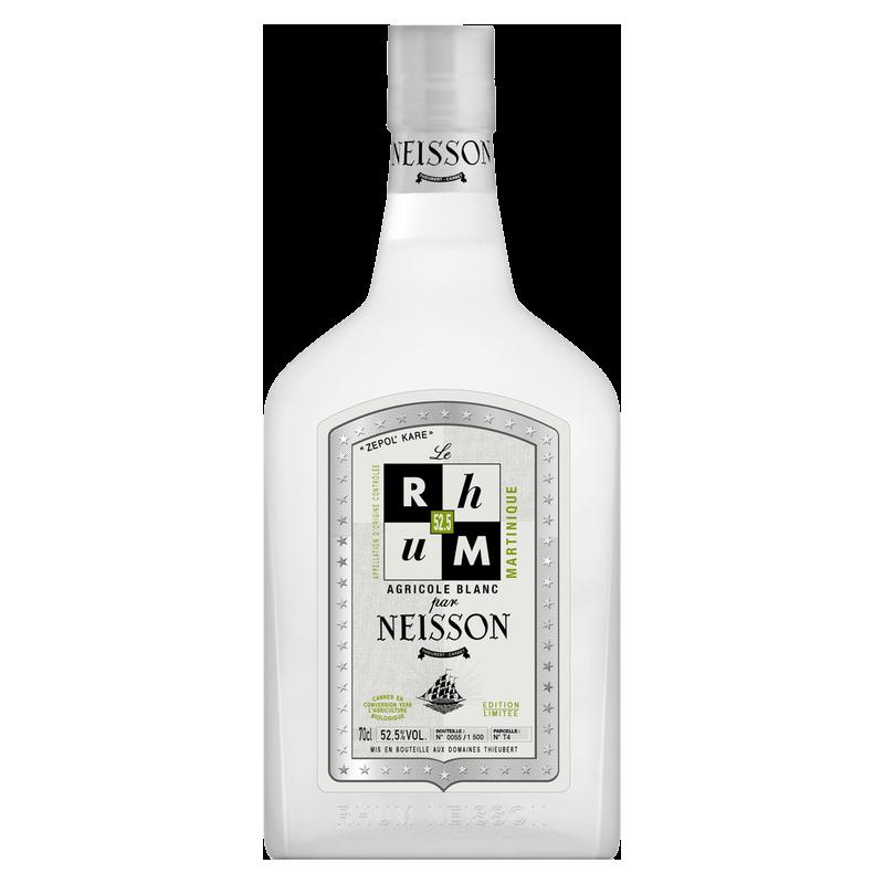 Neisson Le Rhum Agricole par Neisson Rhum 52,5 %