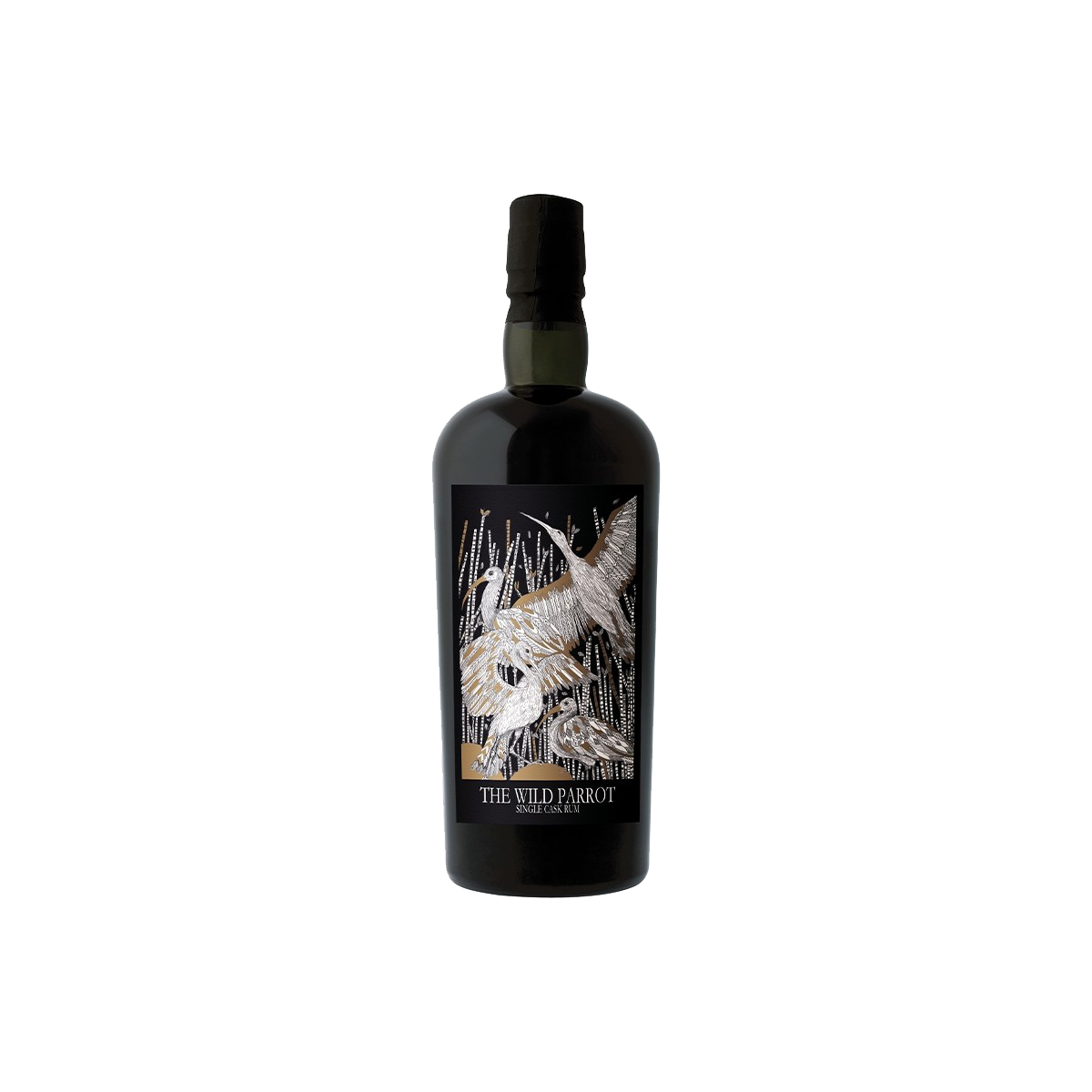 The Wild Parrot Enmore 1994 French Connections Rhum 51,20 %