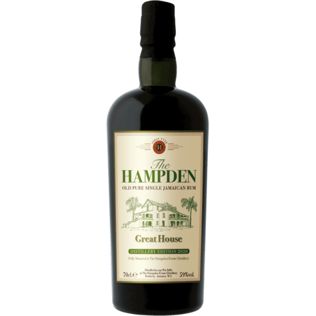 Hampden Great House 2020 Rhum 59 %