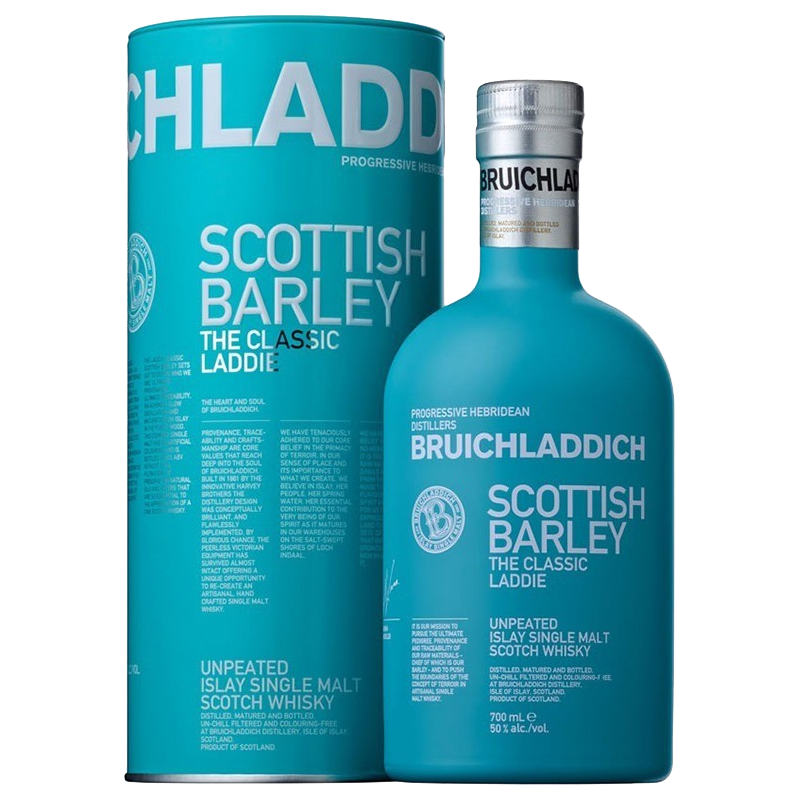 Bruichladdich Classic Laddie Scottish Barley Whisky 50 %