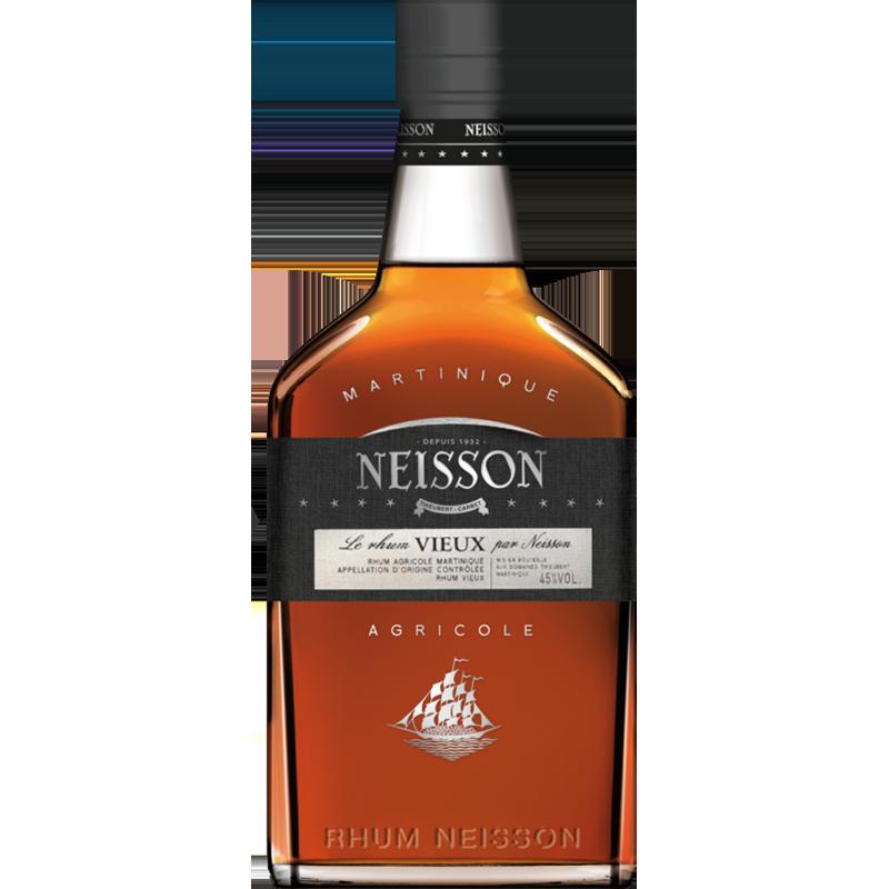 Neisson Le Rhum Vieux par Neisson Rhum 45 %