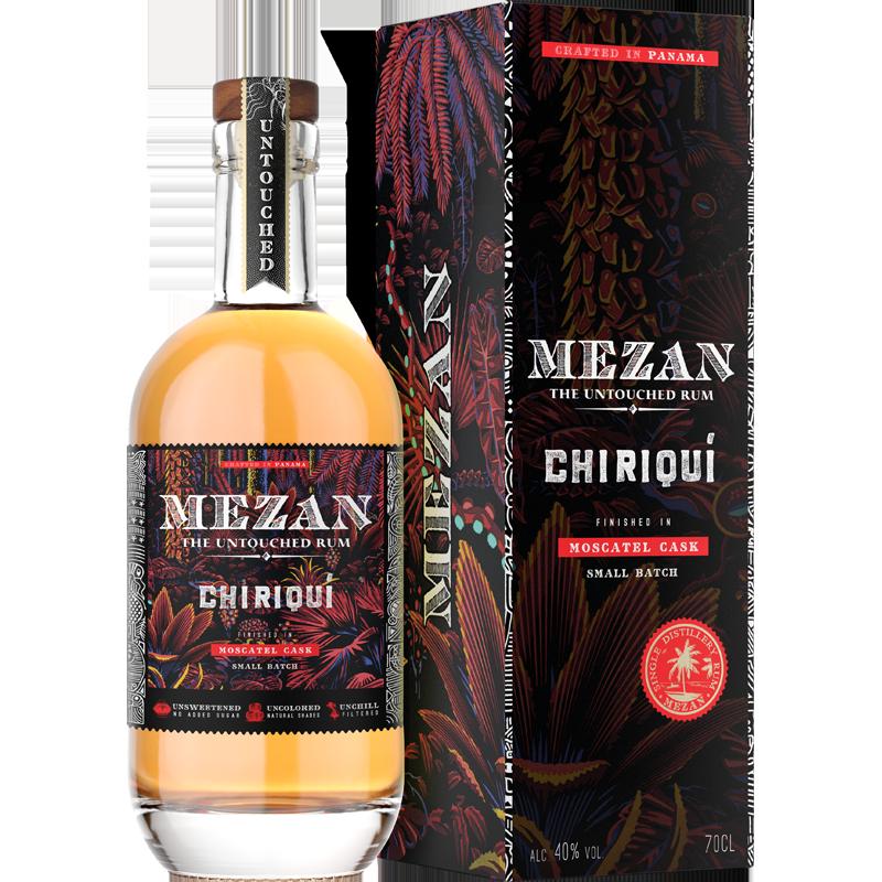 Mezan Chiriqui Rhum 40 %