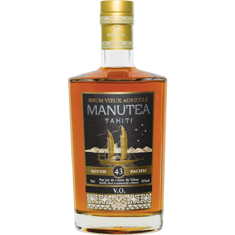 Manutea VO Rhum 43 %
