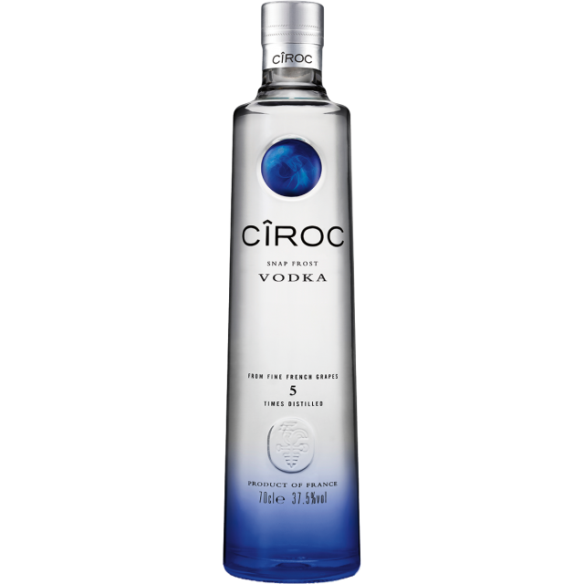 Cîroc Blue Vodka 40 %