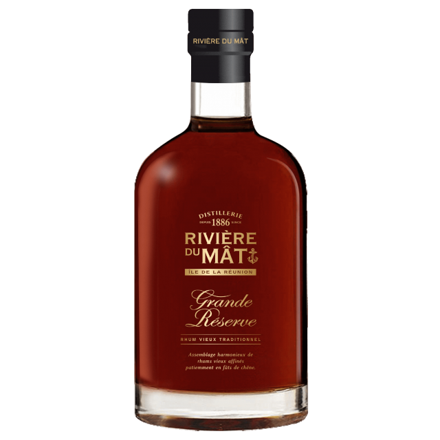 Rivière du Mât Grande Réserve Rhum 40%
