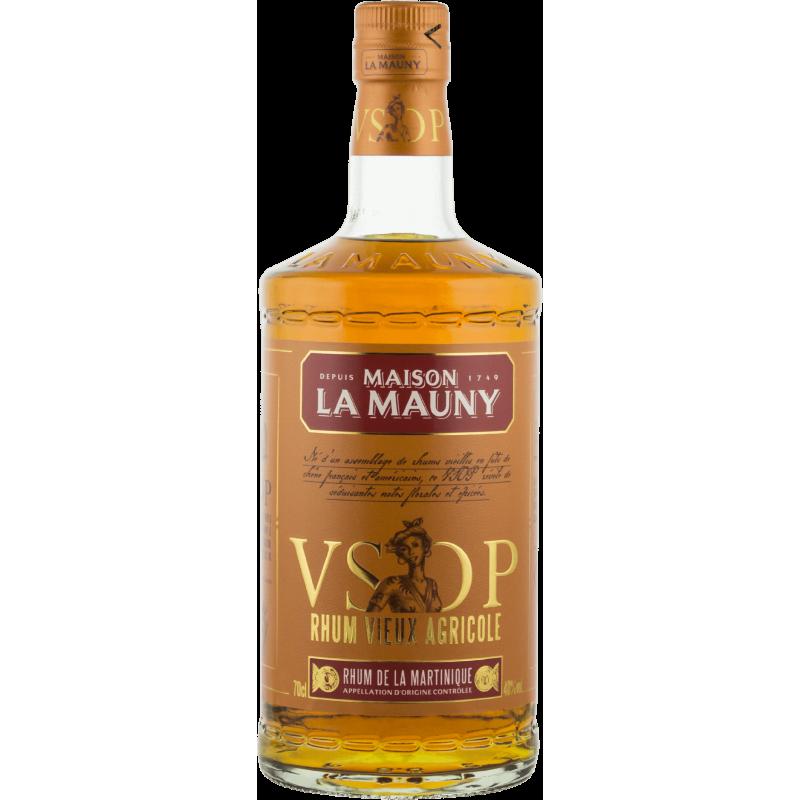 La Mauny VSOP Rhum 40 %